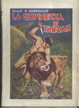 La giovinezza di Tarzan tra le scimmie